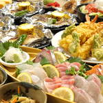 よりみち(縁道) - コース料理各種用意しており、内容がご要望に応じて相談できます。