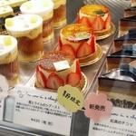 ゴトウ洋菓子店 - ショーケース