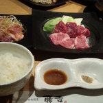 焼肉割烹藤吉 松原店 - 焼肉ランチ