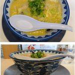 月のうさぎ - 菜蚤麺(さいたんめん)。月のうさぎ(三重県松阪市)食彩品館.jp撮影