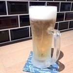 もみじの木 - 生ビール