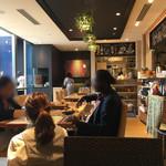 ホメラ テキサコ カフェ アンド テーブル -
