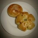 ブーランジェリーパンパン - 料理写真: