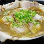 ○京 - 料理写真:チャーシューメン