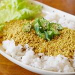 印度亭 - 料理写真:キーマカレー