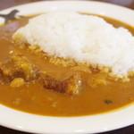 カレーハウスヤンギ - 料理写真:ビーフカレー