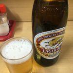 51887626 - 瓶ビール