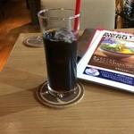 51887998 - アイスコーヒー。                       苦し。