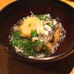 高太郎 - 鰆と里芋の揚げだし