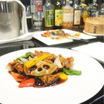 CHINESE CUISINE SON -