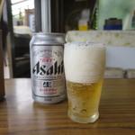 小崎食堂 - アサヒスーパードライ350ml缶