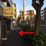 麺喰屋 Senmi - 201606 Senmi ここだよー(^-^)/