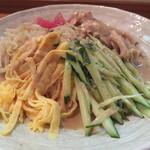 唐苑 - 棒棒鶏冷麺4