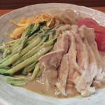 唐苑 - 棒棒鶏冷麺2