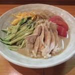 唐苑 - 棒棒鶏冷麺1
