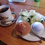 ロッキーログハウス茶房 - 料理写真: