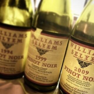 カリフォルニアワインでフランス料理を!