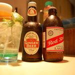 ヨコハマ ジャーク - ビール・カクテルなど