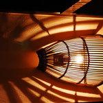 ヨコハマ ジャーク - 良い感じの照明