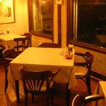 カフェ・ド・セラ - テーブル席
