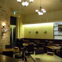 ジェノヴァ - 落ち着いた空間でゆったりお食事を・・・