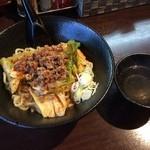 麺喰屋 Senmi - 201606 Senmi ★汁なし坦々(800円)★