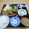 とんかつ宝 - 料理写真:ランチヒレかつ定食