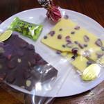 モンロワール - チョコレート