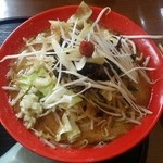 51892578 - 野菜みそラーメン750円