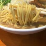 ナンバーナイン 09 - 中太麺