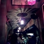 待風 - 天井の照明