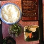 うなぎ車屋 - 料理写真: