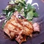 粋な板前バル でん - 島豚Tボーンステーキ1580円+税