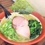 51895478 - 細麺:野菜三点盛り