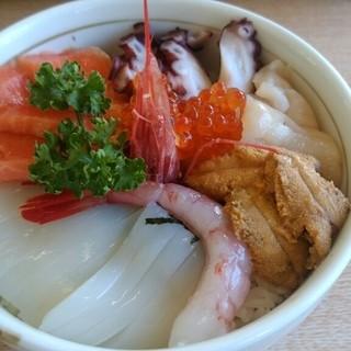 漁師の店 - 料理写真: