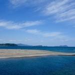 のなみ - [2016/06]海部川が太平洋に流れ込みます。