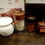 製麺処 蔵木 - [2016/06]製麺処 蔵木