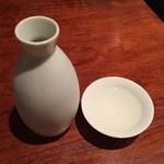 51898177 - 大杯 純米 馥露酣(高崎・倉淵町)650円