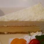 プラージュ - チーズケーキ