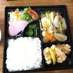 廣東軒 - 八宝定食