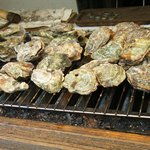 沖野水産 - 焼き牡蠣。after