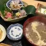 51901740 - 刺身定食(1,000円)