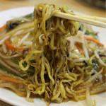 中華食堂 桂苑 - 麺