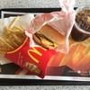 マクドナルド - 料理写真:お特にマクドナルド♪