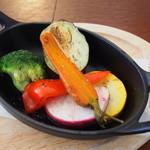 51903921 - 焼き野菜