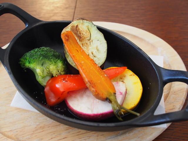 ムゼット - 焼き野菜