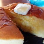 51904703 - 国産発酵バターと密柑蜂蜜のパンケーキ_2