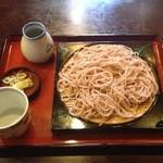 51905073 - 桜切り蕎麦¥1000
