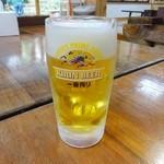 お食事処 もとだき - 生ビール