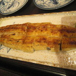 海幸 - 海幸 鰻の白焼き